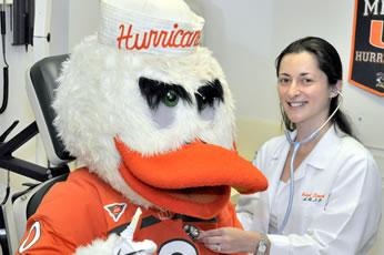 Student Health Service I University of Miami