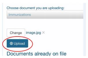Uploading documents 06